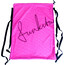 Funkita Mesh Gear Bag pink